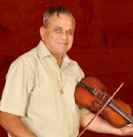 Dr T T Srinivasan (Violin) - Events in Chennai | Classical,Carnatic